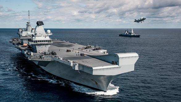 Anh, Pháp, Đức cùng gởi công hàm phản bác yêu sách Trung Quốc trên Biển Đông - Ảnh 1.