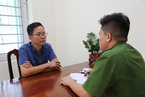 Phó Ban tuyên giáo huyện Tam Đảo viết đơn nặc danh vu khống nhiều lãnh đạo - Ảnh 1.