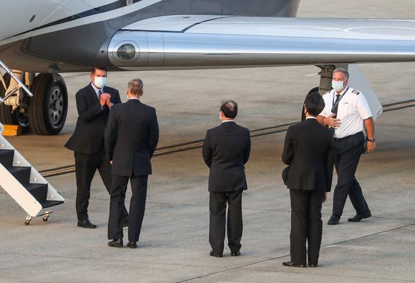 Thứ trưởng Ngoại giao Mỹ tới Đài Loan, Trung Quốc nói sẽ đáp trả - Ảnh 1.