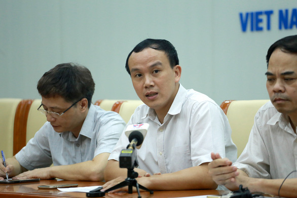 Bão số 5 dự báo đổ bộ Quảng Bình - Quảng Nam vào trưa - chiều mai 18-9 - Ảnh 1.