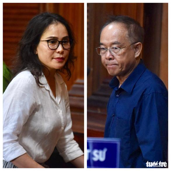 Chủ tịch Công ty Hoa Tháng Năm khai biết ông Nguyễn Thành Tài thông qua 2 cậu ruột - Ảnh 1.