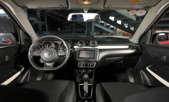 Suzuki Swift, sức hấp dẫn của chiếc xe đô thị năng động hiện đại - Ảnh 2.