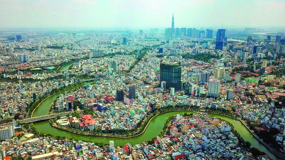 KTS Ngô Viết Nam Sơn: Để ta có thể đọc đô thị như một cuốn sách thú vị - Ảnh 1.