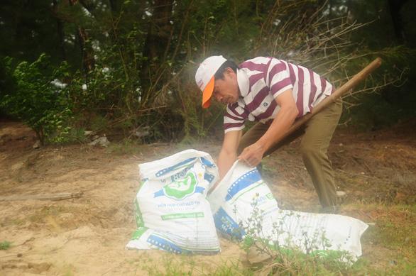 Bão số 5 vào Quảng Bình - Thừa Thiên Huế, suy yếu thành áp thấp nhiệt đới - Ảnh 8.