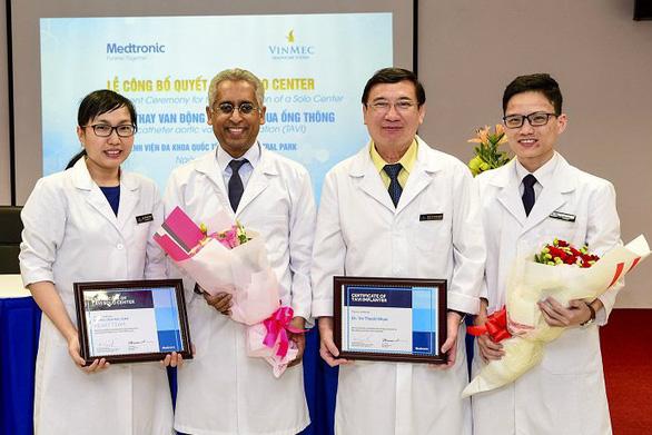 Những thành tựu y học made by Vinmec trên hành trình vươn tầm quốc tế - Ảnh 1.