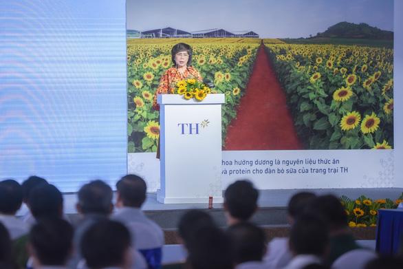 Dự án bò sữa lớn nhất Tây Nguyên đồng hành cùng nông dân vùng biên giới - Ảnh 4.