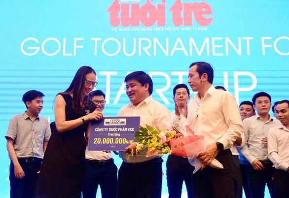 MimosaTek đoạt giải đặc biệt 100 triệu đồng của Golf for Start-up 2020 - Ảnh 2.