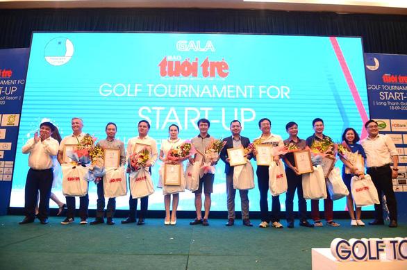 MimosaTek đoạt giải đặc biệt 100 triệu đồng của Golf for Start-up 2020 - Ảnh 3.