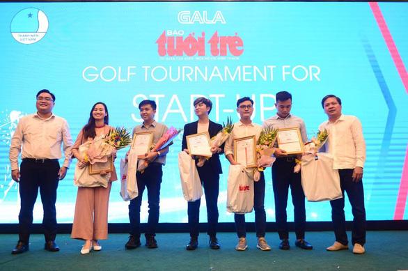 MimosaTek đoạt giải đặc biệt 100 triệu đồng của Golf for Start-up 2020 - Ảnh 5.