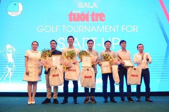 MimosaTek đoạt giải đặc biệt 100 triệu đồng của Golf for Start-up 2020 - Ảnh 7.