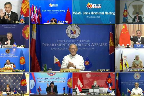 Trung Quốc thông báo nối lại đàm phán COC với ASEAN - Ảnh 1.