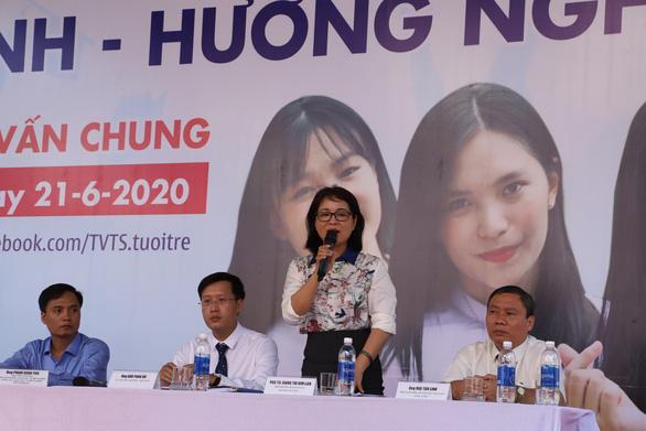 Điểm sàn xét tuyển các trường thành viên Đại học Đà Nẵng tăng 1-3 điểm - Ảnh 2.