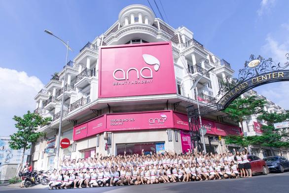 5 điểm nổi bật khi học nghề làm đẹp tại Trường thẩm mỹ ANA - Ảnh 1.