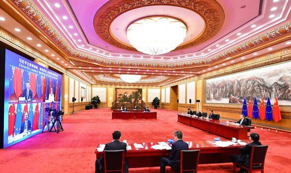 Dùng kiểu ngoại giao bề trên, Trung Quốc đang mất các đối tác châu Âu - Ảnh 1.