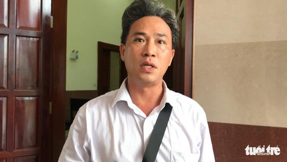 Bắt chuyên viên văn phòng UBND TP.HCM Quách Duy - Ảnh 1.