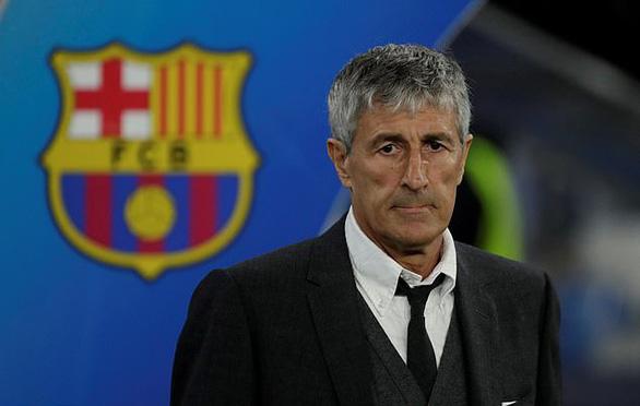 Quique Setien đâm đơn kiện, Barca gặp rắc rối ở vị trí HLV trưởng - Ảnh 1.