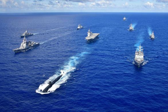 11 nghị sĩ Mỹ trình kế hoạch 350 tỉ USD đẩy lùi ảnh hưởng Trung Quốc - Ảnh 2.