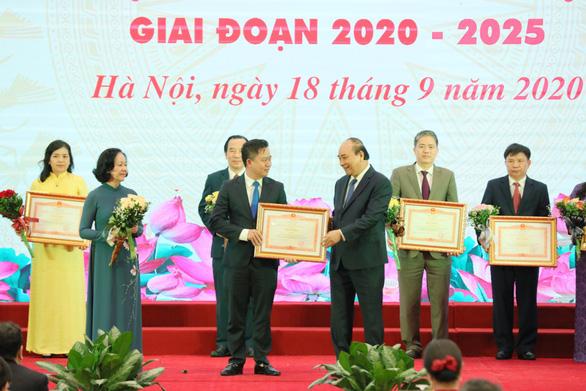 Đại hội Thi đua yêu nước Mặt trận Tổ quốc Việt Nam lần đầu làm trực tuyến - Ảnh 5.
