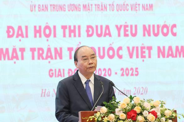 Đại hội Thi đua yêu nước Mặt trận Tổ quốc Việt Nam lần đầu làm trực tuyến - Ảnh 3.