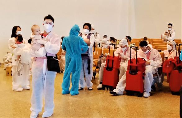 Những baby bay về từ xứ Hàn - Ảnh 1.