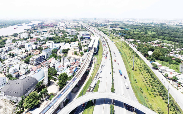 Đề xuất TP Thủ Đức là đô thị loại 1 - Ảnh 1.