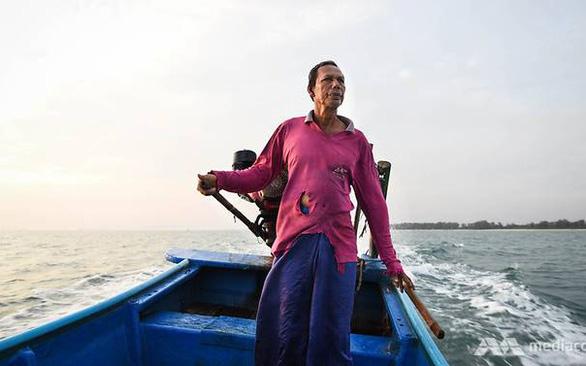 Người Thái phản đối dự án lấn biển - Ảnh 1.