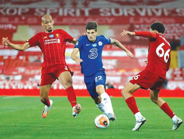 Vòng 2 Giải ngoại hạng Anh (Premier League): Lửa Liverpool thử vàng Chelsea - Ảnh 1.