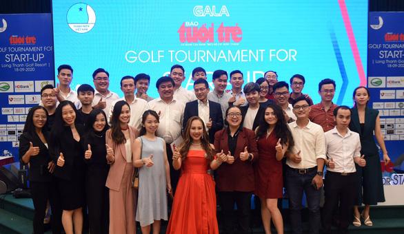 Giá trị của Golf for Start-up không chỉ là giải thưởng - Ảnh 1.