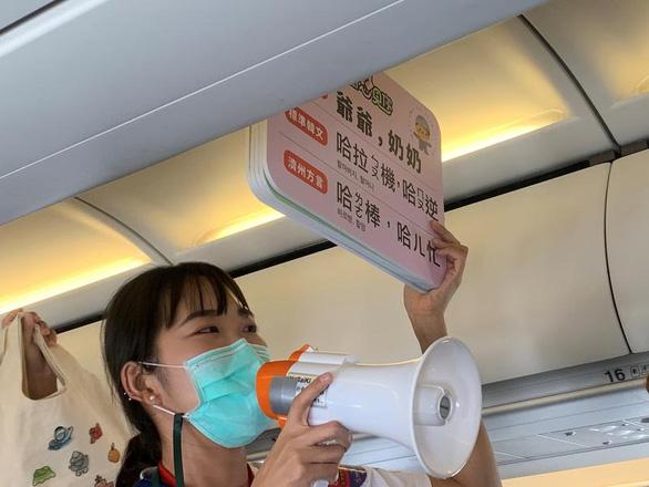 Đài Loan mở chuyến bay đến Hàn Quốc cho khách ngắm cảnh rồi... bay về - Ảnh 2.