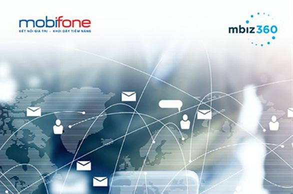 mBiz360 - Giải pháp toàn diện, tập trung, hiệu quả dành cho doanh nghiệp - Ảnh 1.