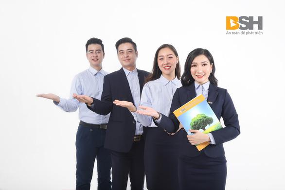 BSH lọt Top 50 doanh nghiệp tăng trưởng xuất sắc nhất Việt Nam - Ảnh 2.