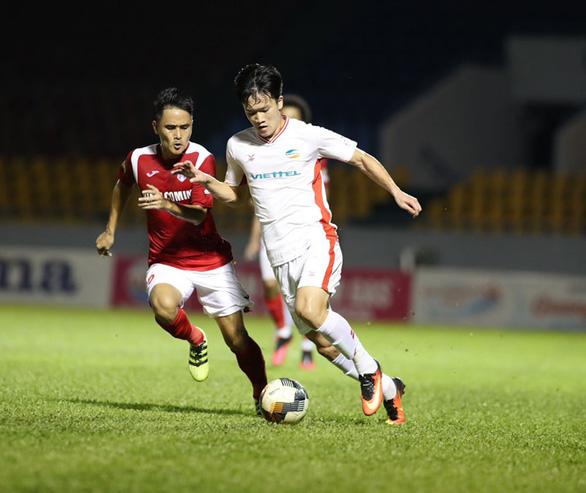 Chung kết cúp quốc gia 2020: Viettel lợi thế hơn Hà Nội - Ảnh 2.