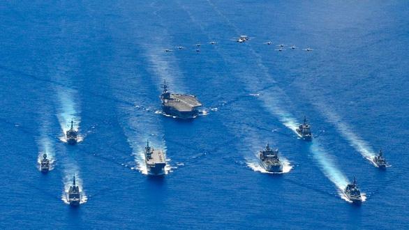 Nikkei: Mỹ đang nhắm vào các tàu ngầm của Trung Quốc ở Biển Đông - Ảnh 1.