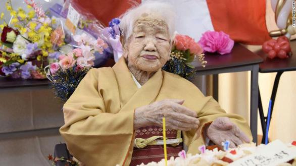 Cứ 1.500 người Nhật có 1 người sống đến 100 tuổi - Ảnh 1.