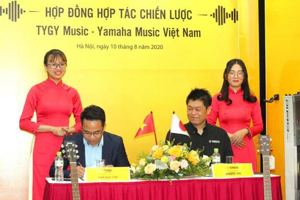 Từ Lễ ký kết thỏa thuận hợp tác chiến lược toàn diện: Yamaha và TYGY Music - Ảnh 1.