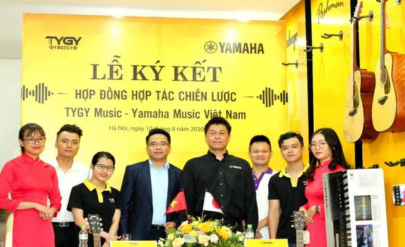 Từ Lễ ký kết thỏa thuận hợp tác chiến lược toàn diện: Yamaha và TYGY Music - Ảnh 2.