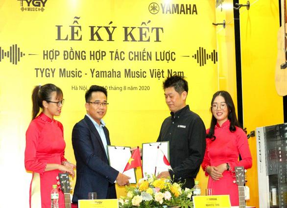Từ Lễ ký kết thỏa thuận hợp tác chiến lược toàn diện: Yamaha và TYGY Music - Ảnh 3.