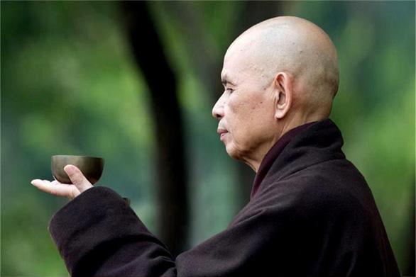 Làng Mai thông tin về sức khỏe thiền sư Nhất Hạnh - Ảnh 1.