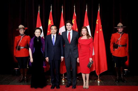 Globe and Mail: Canada bỏ đàm phán tự do thương mại với Trung Quốc - Ảnh 1.