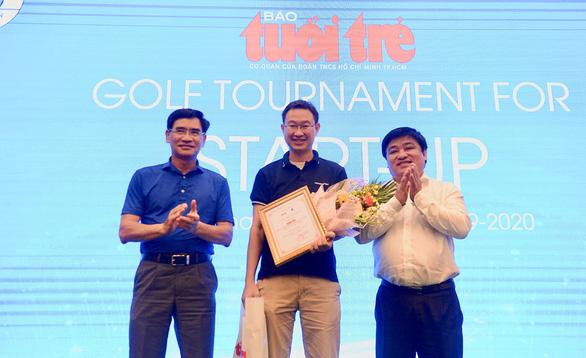 Kết thúc giải Golf for Start-up 2020: Giữ vững ngọn lửa khởi nghiệp - Ảnh 1.