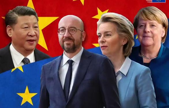Châu Âu cạn kiên nhẫn với Trung Quốc? - Ảnh 1.