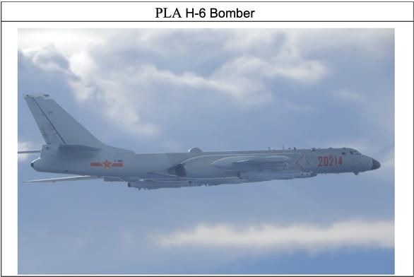 Trung Quốc điều máy bay chiến đấu vượt eo biển Đài Loan ngày thứ 2 liên tiếp - Ảnh 3.