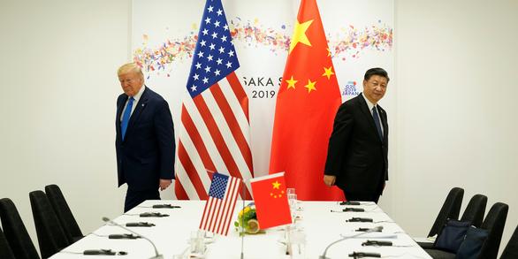 Bộ trưởng Tư pháp Mỹ bị tố thổi phồng về nguy cơ Trung Quốc can thiệp bầu cử - Ảnh 1.