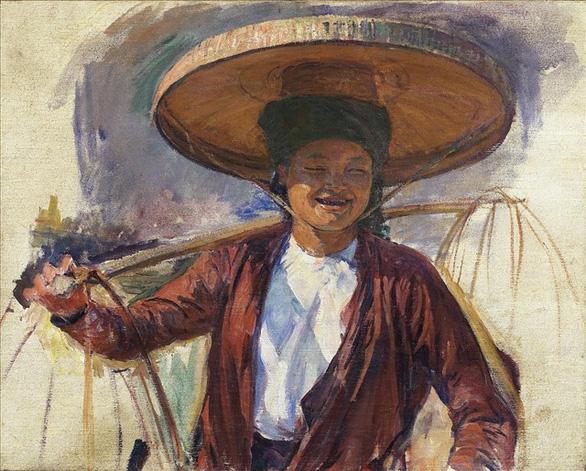 Chiếc nón lá dãi nắng dầm mưa cùng người Việt - Ảnh 5.