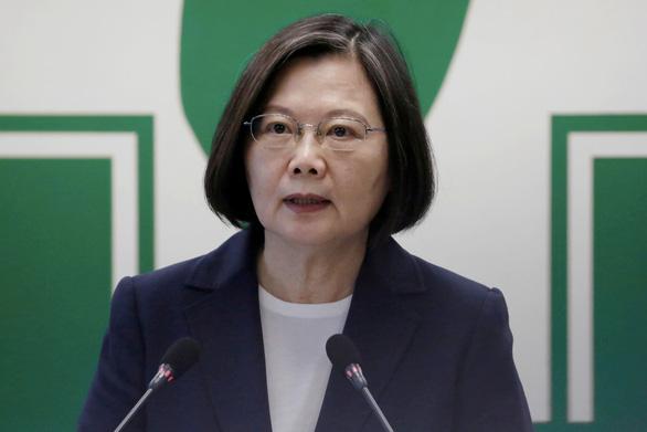 Lãnh đạo Đài Loan: Trung Quốc là mối đe dọa cho cả khu vực - Ảnh 1.