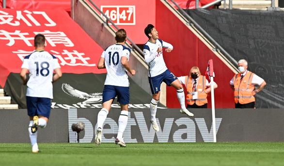 Son Heung-Min lập cú poker, Tottenham thắng đậm Southampton - Ảnh 3.