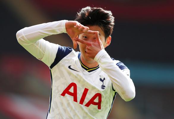 Son Heung-Min lập cú poker, Tottenham thắng đậm Southampton - Ảnh 4.