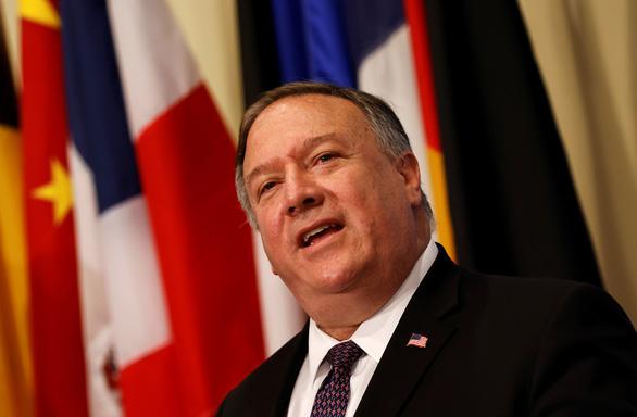 Mỹ dọa chống lại các nước không tuân thủ lệnh trừng phạt của LHQ với Iran - Ảnh 1.