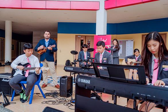 Mô hình giáo dục quốc tế ngày càng được phụ huynh Việt Nam tin tưởng - Ảnh 1.
