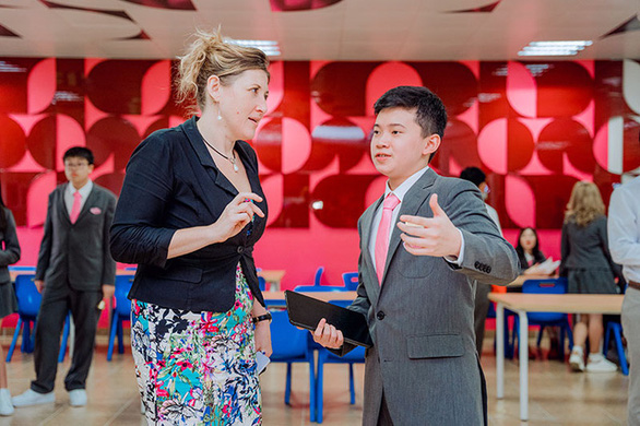 Mô hình giáo dục quốc tế ngày càng được phụ huynh Việt Nam tin tưởng - Ảnh 3.